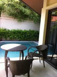 Pool Villa Private Plunge Pool