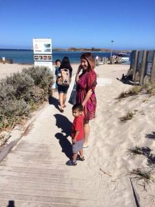 Penguin Island – Perth (March 2014)