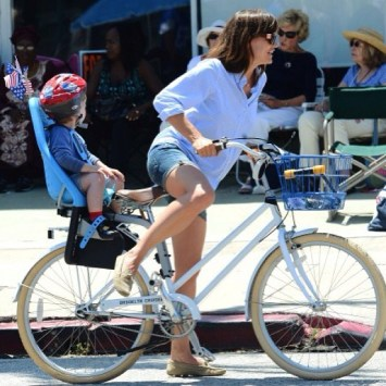 Good enough for Jennifer Garner? Good enough for mummy! Photo credit Brian Lindensmith