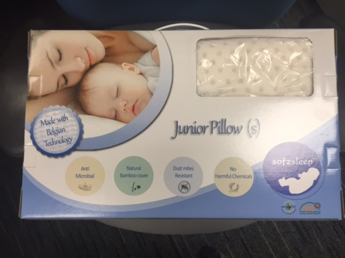 Junior Pillow (S)