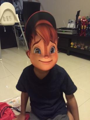 Our own Alvin...Alvin!!!!!!!