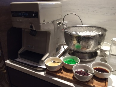 Ice-Kacang Machine!