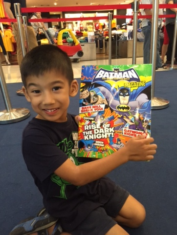 Every kid loves a good comic!