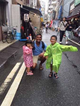 Tsukiji Market Trip - Mission Accomplished