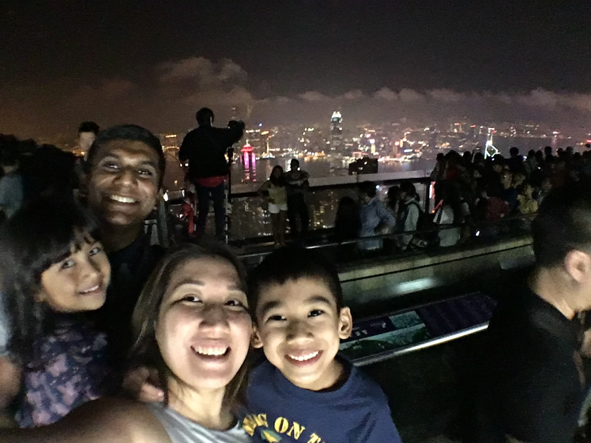 Hong Kong Oct 2016 - Victoria Peak, Madam Tussaud's and a little transportation tip